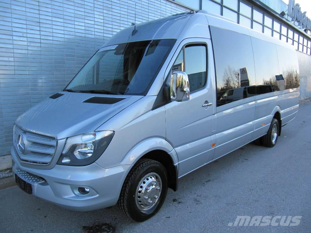 Mercedes-Benz SPRINTER 519CDI
