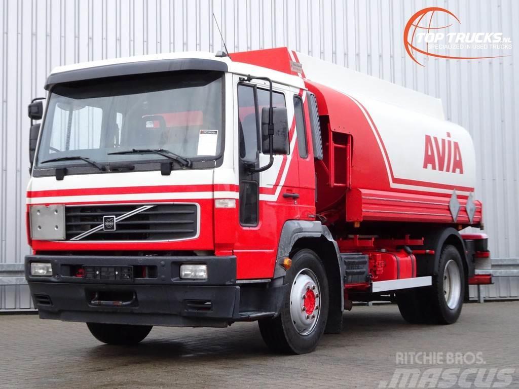 Volvo FL6 15 ADR, 10.500 ltr. Tank, Fuel, Pomp - Pumpe