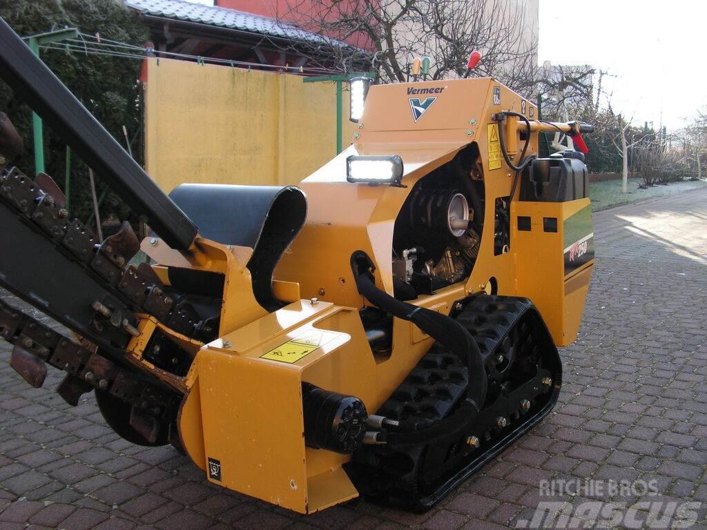 Vermeer RTX250