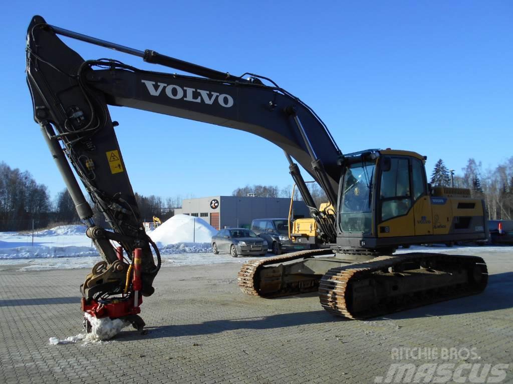 Volvo EC300DL