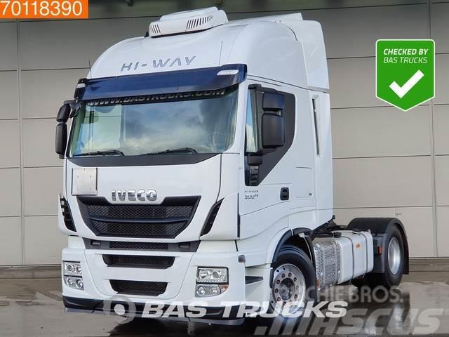 Iveco Stralis Hi-Way AS440S50 4X2 Hydraulik Standklima 2