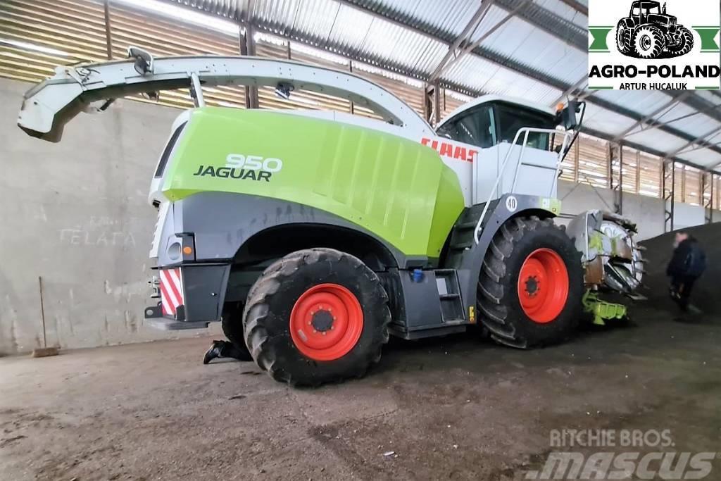 CLAAS JAGUAR 950 - 2014 ROK + ORBIS + PU 300 PRO