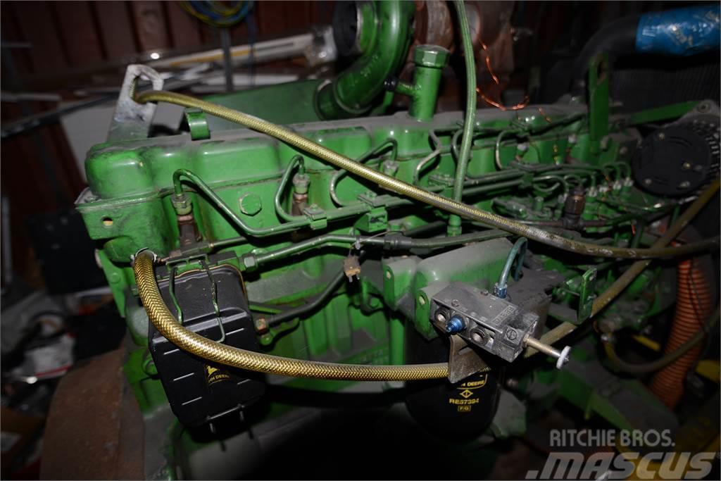 John Deere 6081 MOTOR