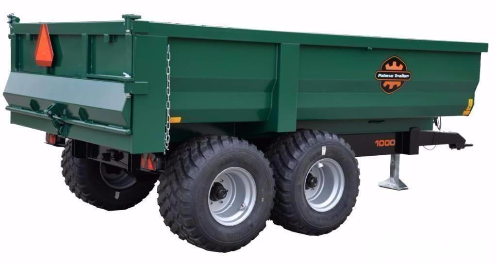 Palmse Dumpervagn D 1600
