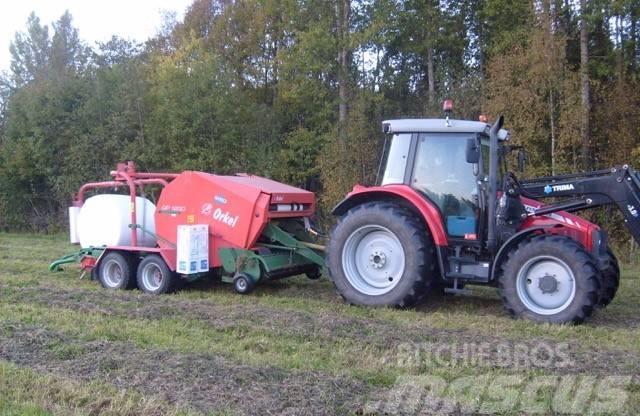 Orkel 1250 kombi press/plastare