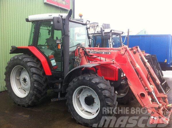 Massey Ferguson 6255