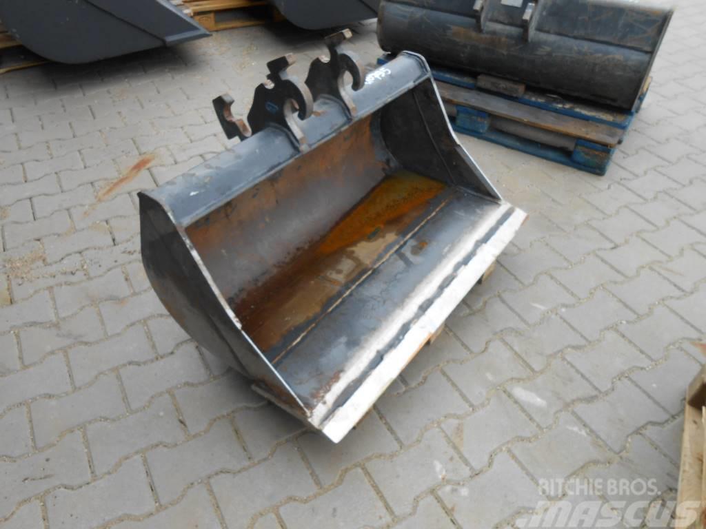 GP Equipment Gebruikte Slotenbak 1000mm QT05