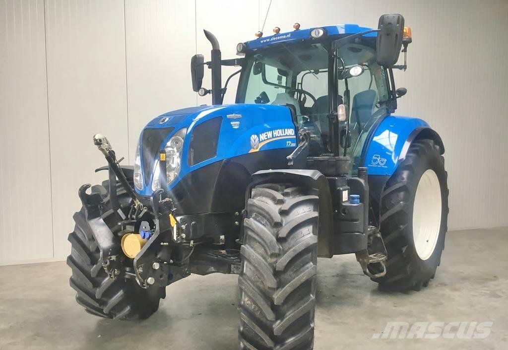 New Holland NH T7.200 AC