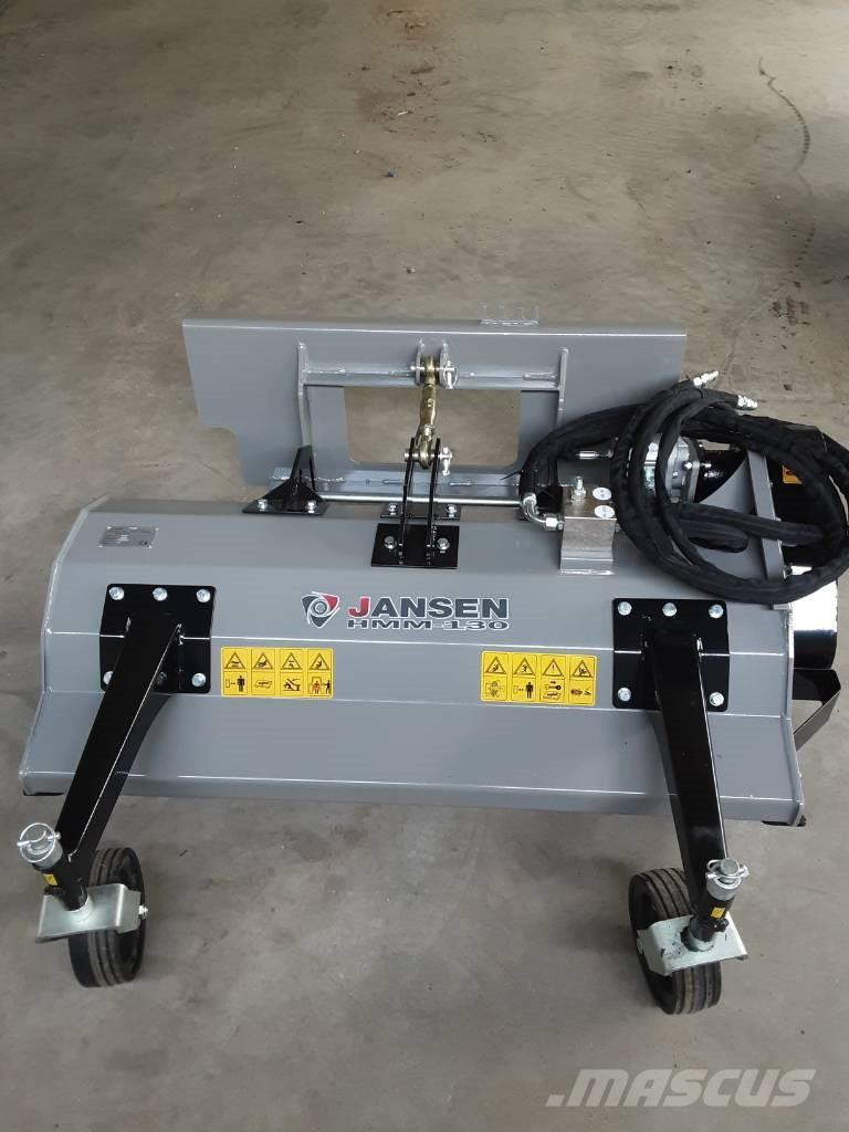 [Other] Jansen Mulcher hydraulisch 45l,min,1,3m breit, für