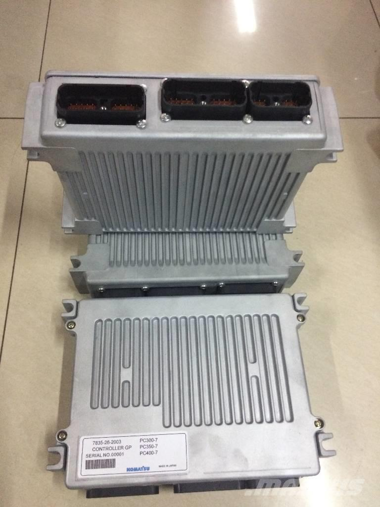 Komatsu PC300-7 PC360-7 controller 7835-26-2003