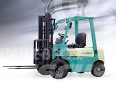 [Other] 台品 4.5吨柴油/汽油平衡重叉车