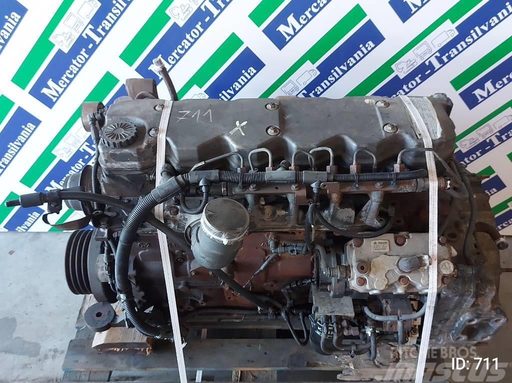 Cummins Motor ISBE220 31, Euro 3, 162 KW, 5883 cm3, 2006