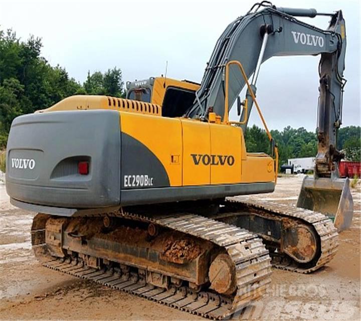 Volvo used cheap EC 290 B LC