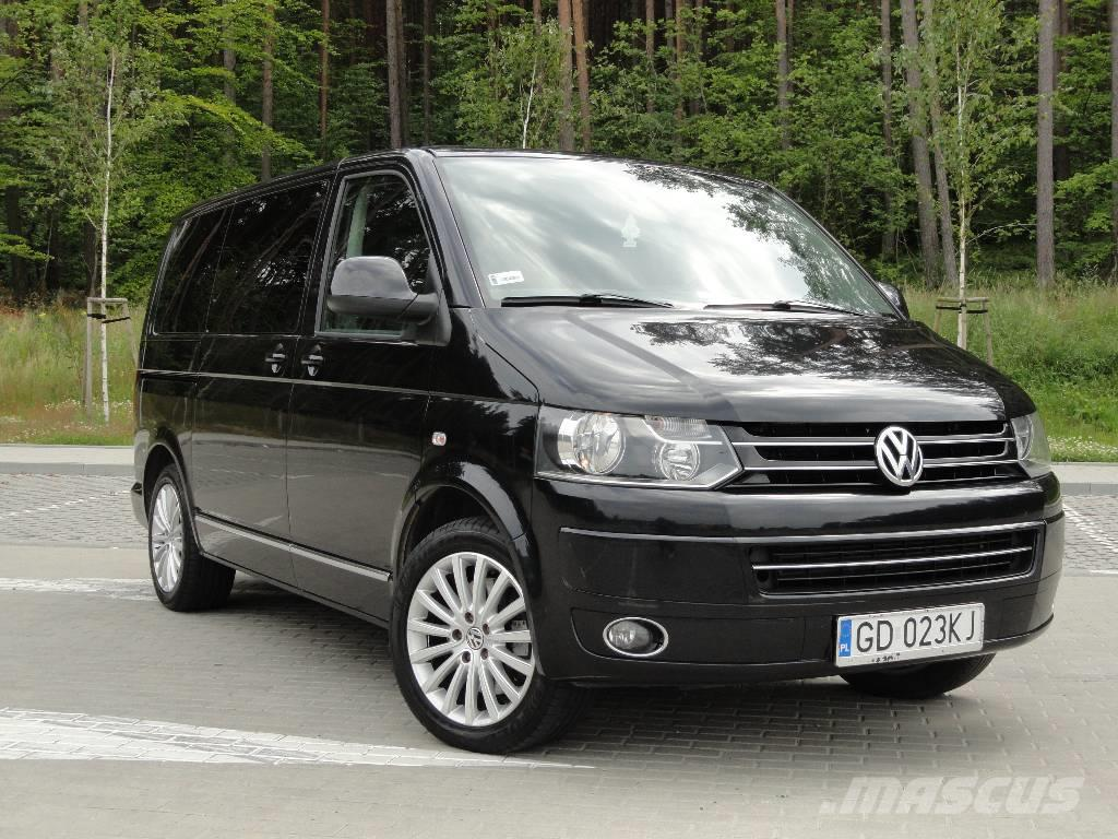 volkswagen multivan t5 highline 2 0 biturbo 180km facelifting occasion prix 16 442 ann e d. Black Bedroom Furniture Sets. Home Design Ideas