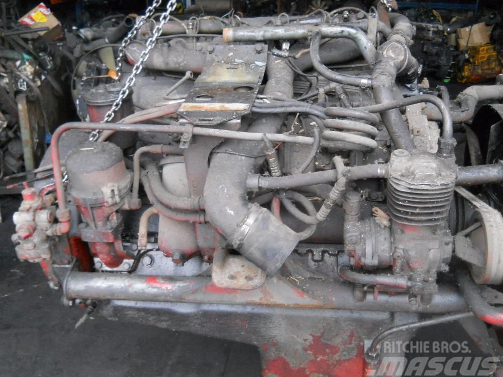 MAN D2146HMXN / D 2346 HMXN / D2156HMXN / D 2356 HMXN, Motorer