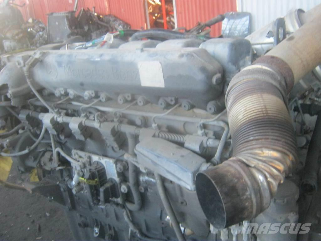 Mercedes benz axor 1840 engines year of mnftr 2008 pre for Mercedes benz rebuilt engines