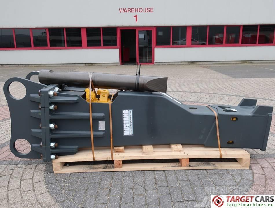 Mustang HS3700 Hydraulic Excavator Breaker Hammer 35~50T