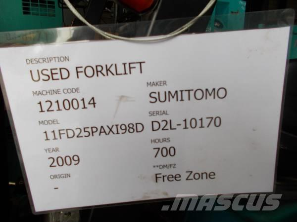 Sumitomo รุ่น 11FD25PAXI98D