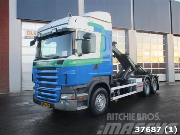 Scania R 500 V8 Euro 5 Retarder