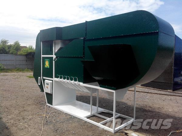 [Other] Grain cleaning equipment ТОР ИСМ-50 ЦОК Зерноочист