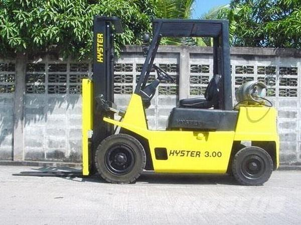Hyster H 3.00XL