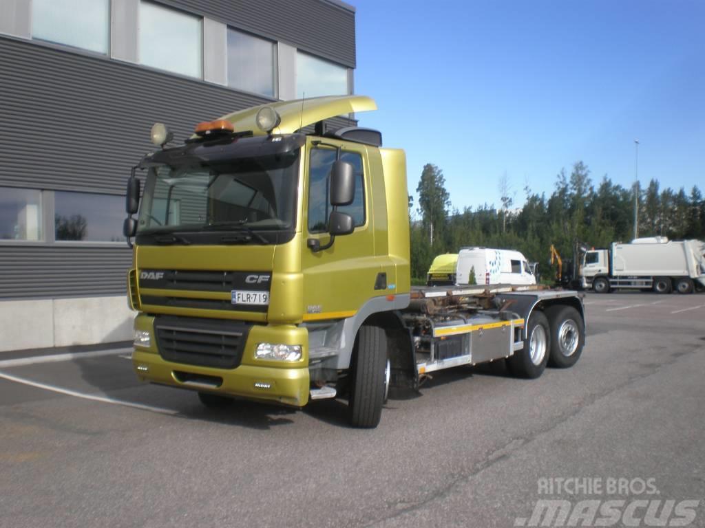 DAF CF85.460 FAN 6x2*4