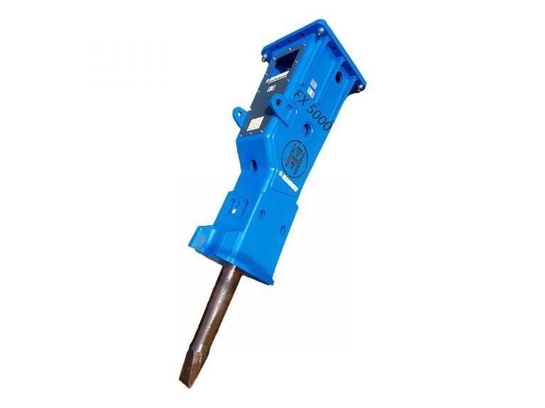 Hammer FX 5000 Hydraulic breaker 4850kg