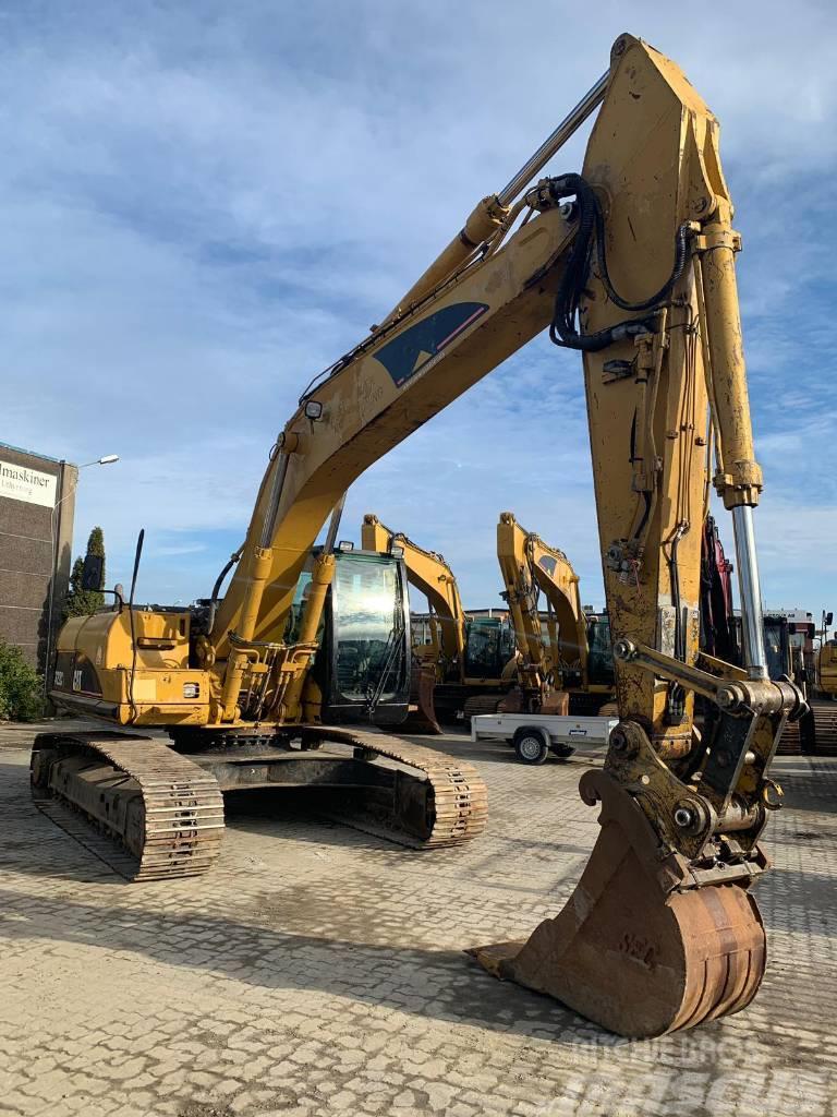 959d3eb9c4 Caterpillar 322CL - Crawler excavators