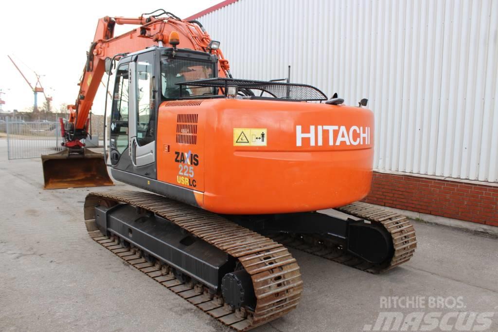 Hitachi ZX 225 USR LC-3