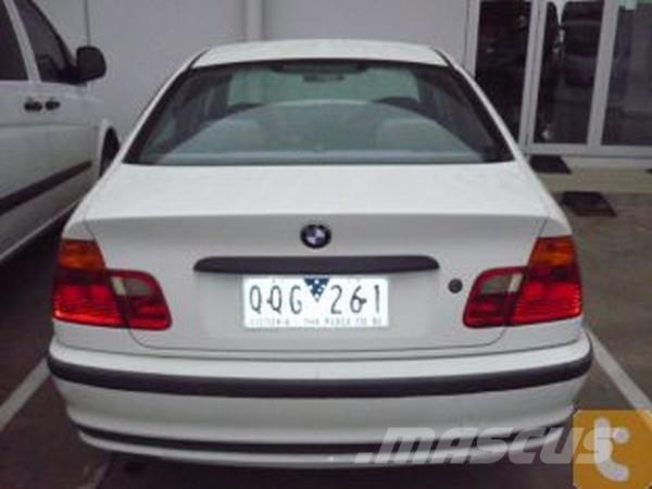 BMW 3 18i EXECUTIVE E36, 1998, Personbilar