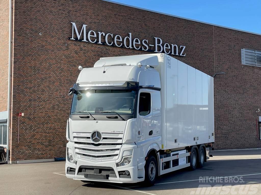 Mercedes-Benz Actros 2853 L Med Ekeri FNA