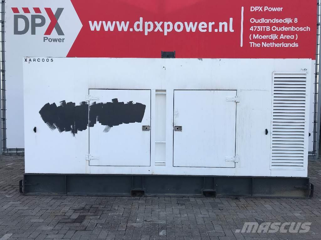 Scania Canopy Only for 550 kVA Genset - DPX-11405-A