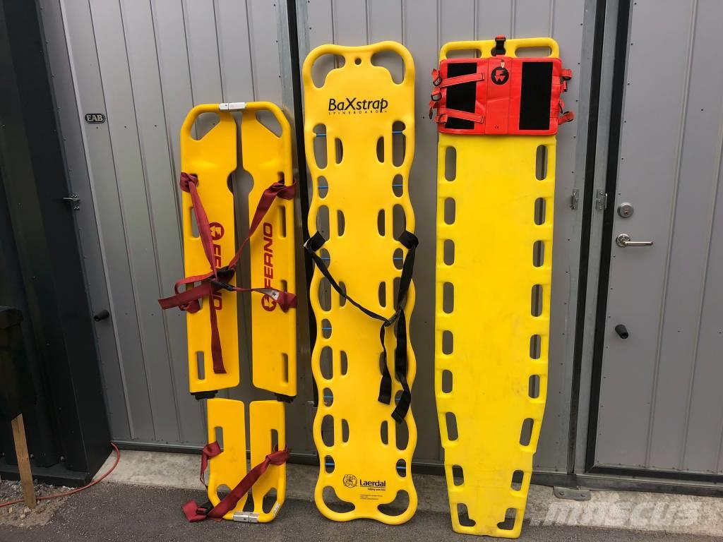 [Other] Ferno scoop spineboard stretcher