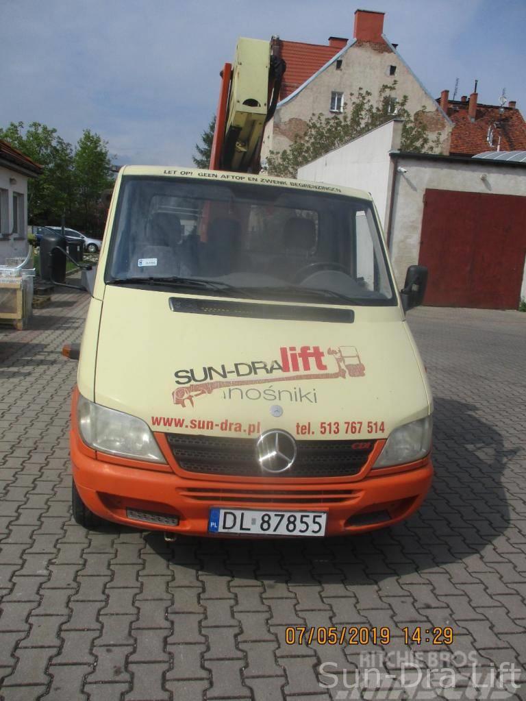 Mercedes-Benz CMC PLA210