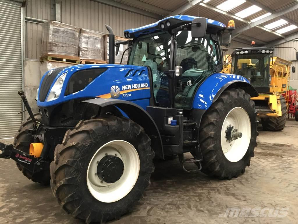 New Holland 7.245