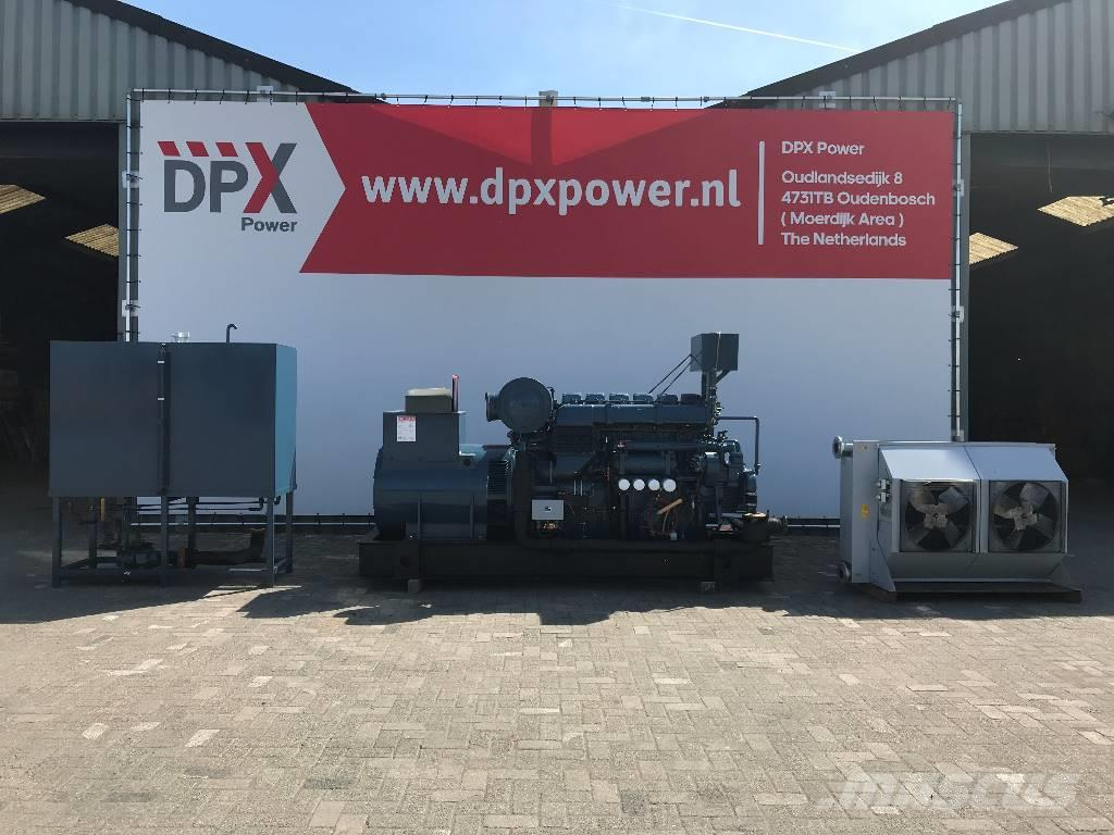 Dorman 6SETCW - 600 kVA Generator - DPX-11386