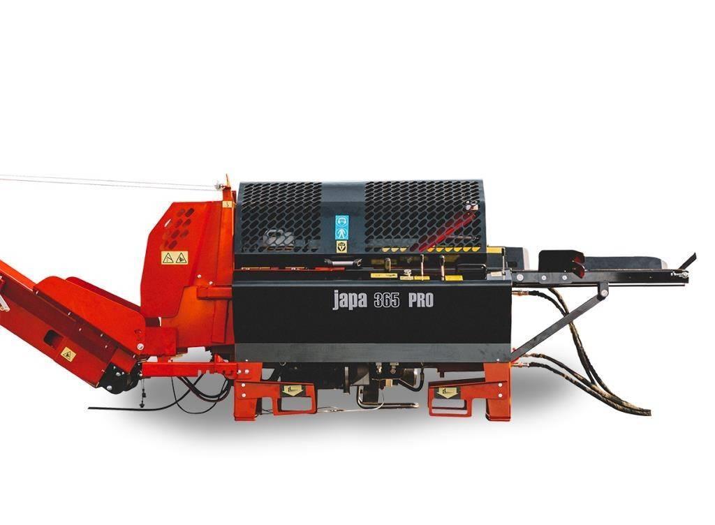 Japa 365 PRO traktor/eldrift för omg lev