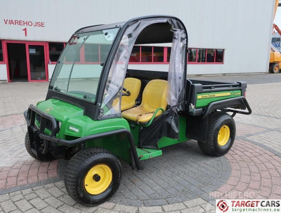 John Deere Utv >> John Deere Gator Te Electric Utv Utility Vehicle