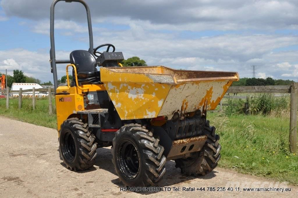 Terex HD 1000 HIGH TIP DUMPER