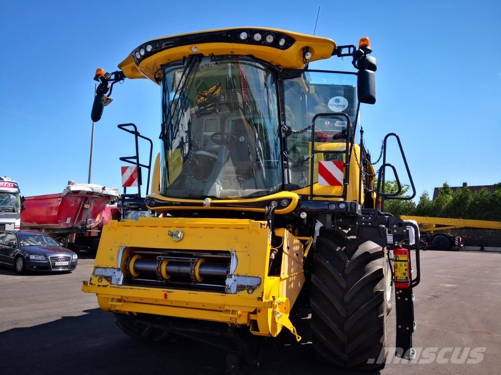 New Holland CR 8.90*ACCIDENTE*DAMAGED*UNFALL*