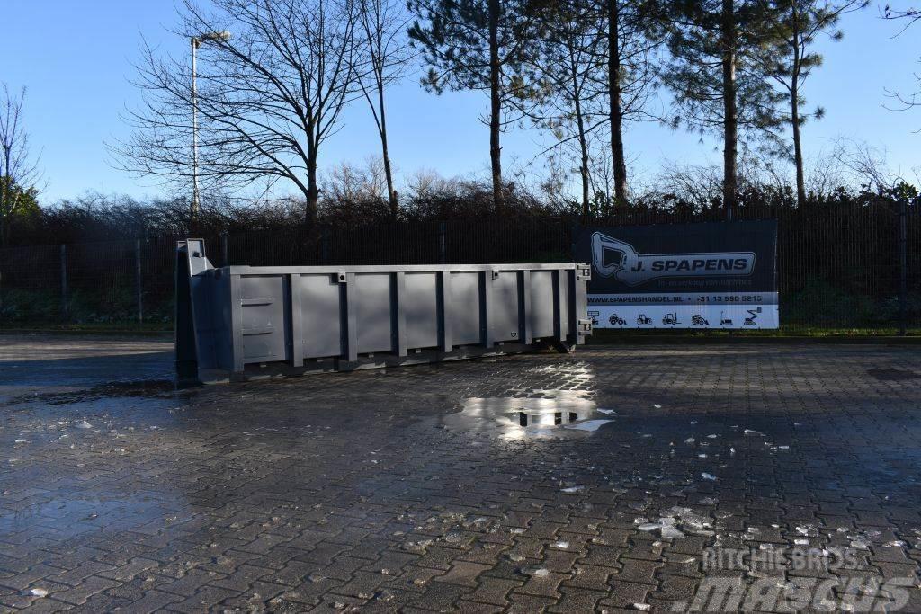 [Other] Nieuwe Haakarmcontainer 5000x2000x1000 10M3 Uit vo
