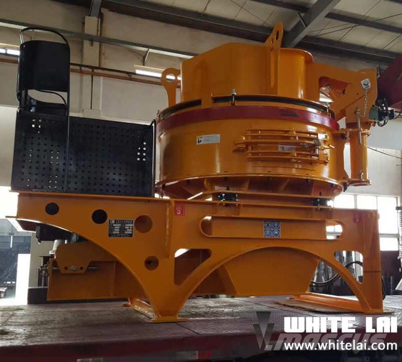 White Lai S7 VSI Sand Making Machine