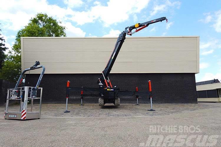 BG Lift M400 MINIHIJSKRAAN | COMPACTKRAAN | BGLIFT