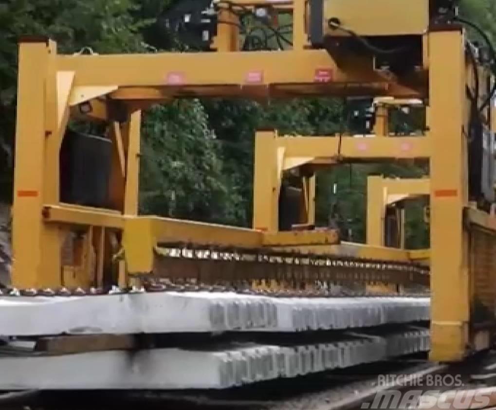 [Other] Rail Gantry like GEISMAR PTH350