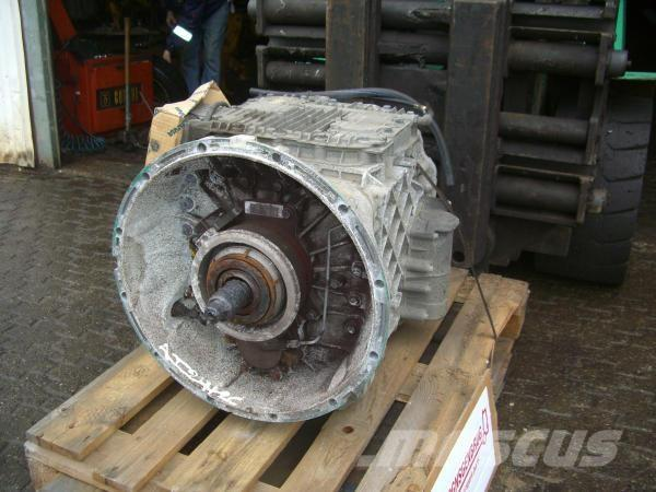 VOLVO AT2412C GEARBOX