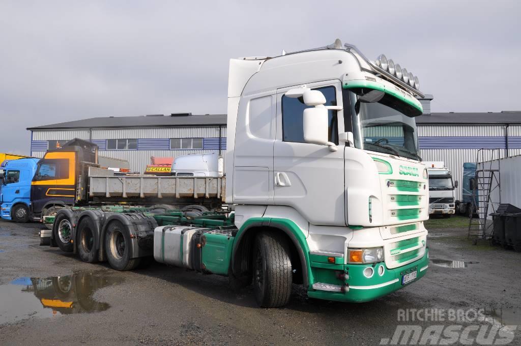 Scania R 620 8X4