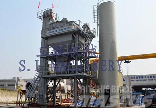 SanLian LB1500 Asphalt Concrete Mixing Plant
