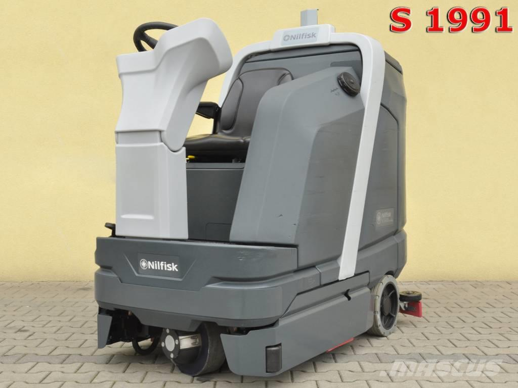 [Other] SCRUBBER DRYER NILFISK SC6000 860D