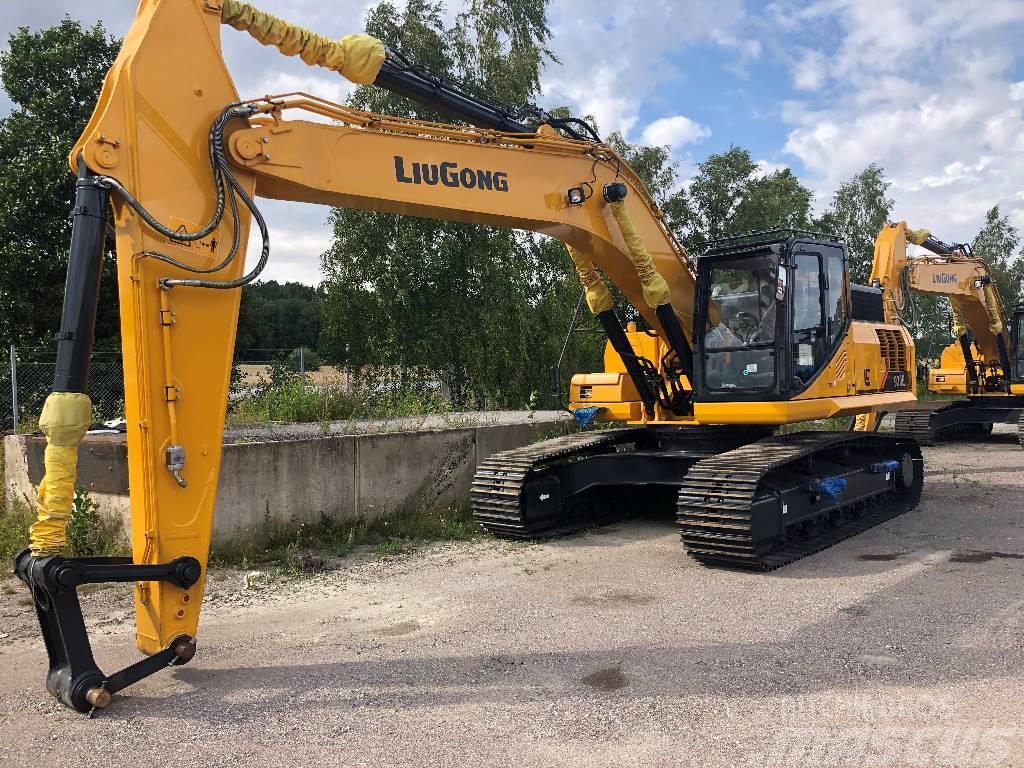 LiuGong CLG930E, Anno di costruzione: 2019 - escavatori cingolati ...