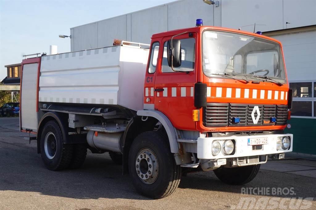 Renault CA 07 C1 Midliner 4X2 / Brandweerwagen / 7.000 Ltr